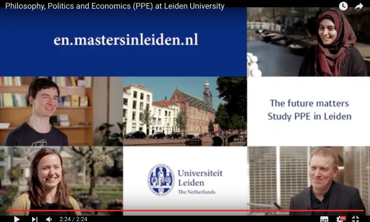 PPE master Leiden